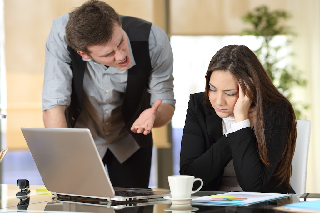 Bullying in the Workplace: How Does This Happen?