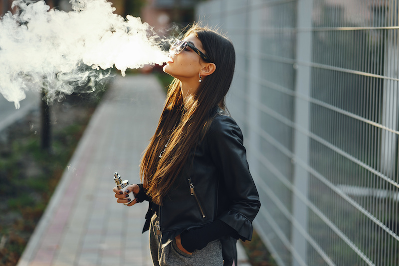 EVALI: Will a Vaping Prohibition Combat This New E-Cigarette Illness?