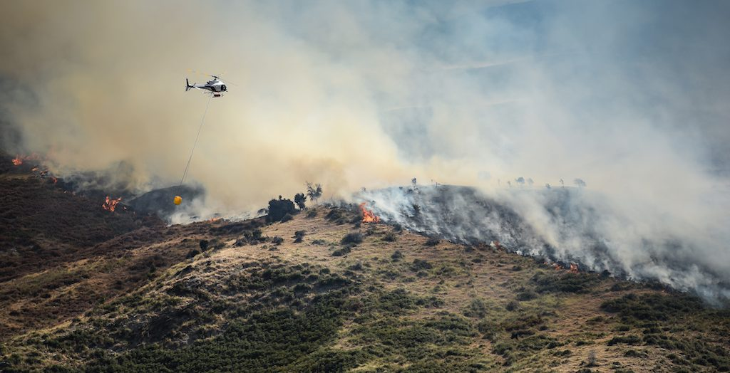 EDM Friday Briefing: Kincade Fire Explodes to 16,000 Acres