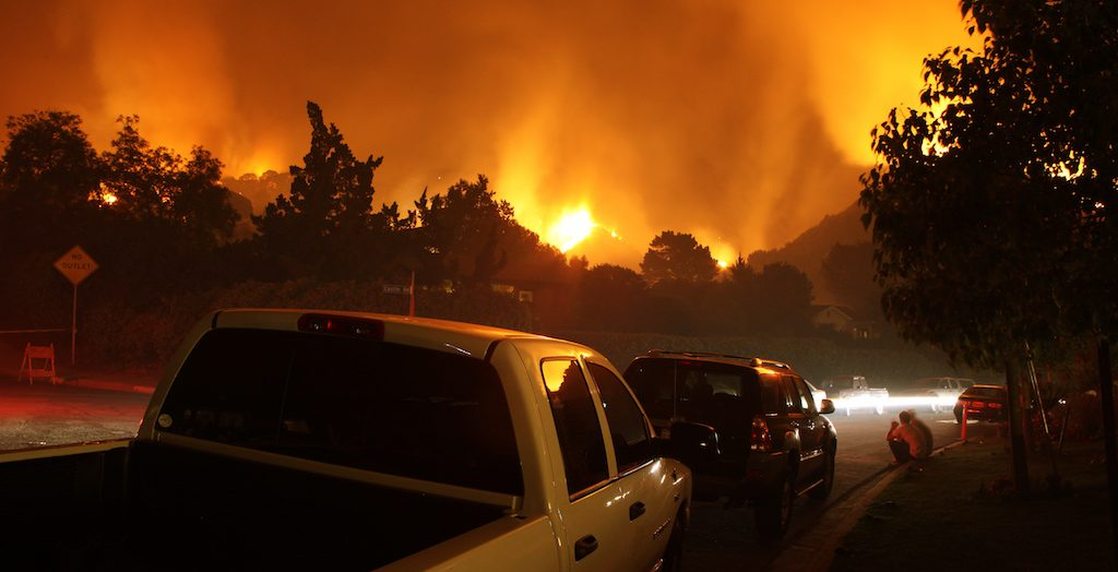 EDM Friday Briefing: Massive California Wildfires Force the Evacuation of Tens of Thousands