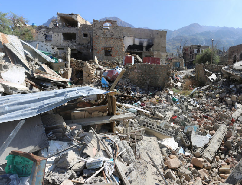 Saudi Cease-Fire Takes Effect In Yemen, No Word From Houthis