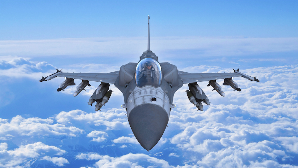 Air Force Wins Big In Defense Spending Bill But Space Force $$ Whacked
