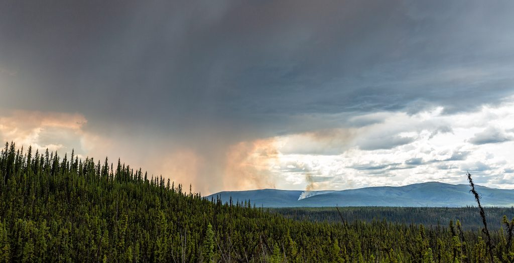 EDM Wednesday Briefing: Wildfire Continues to Burn in Alaska