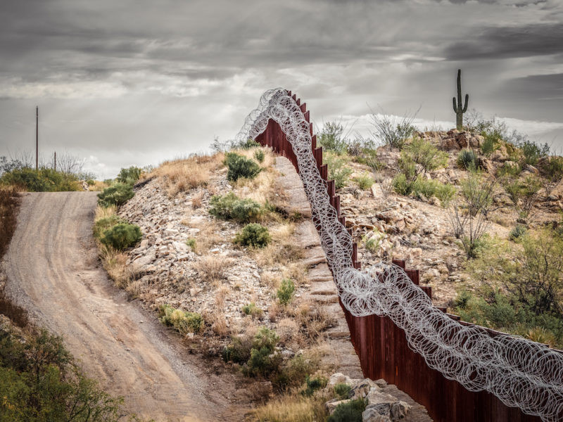 More Obstacles Placed in Front of Trump's Border Wall