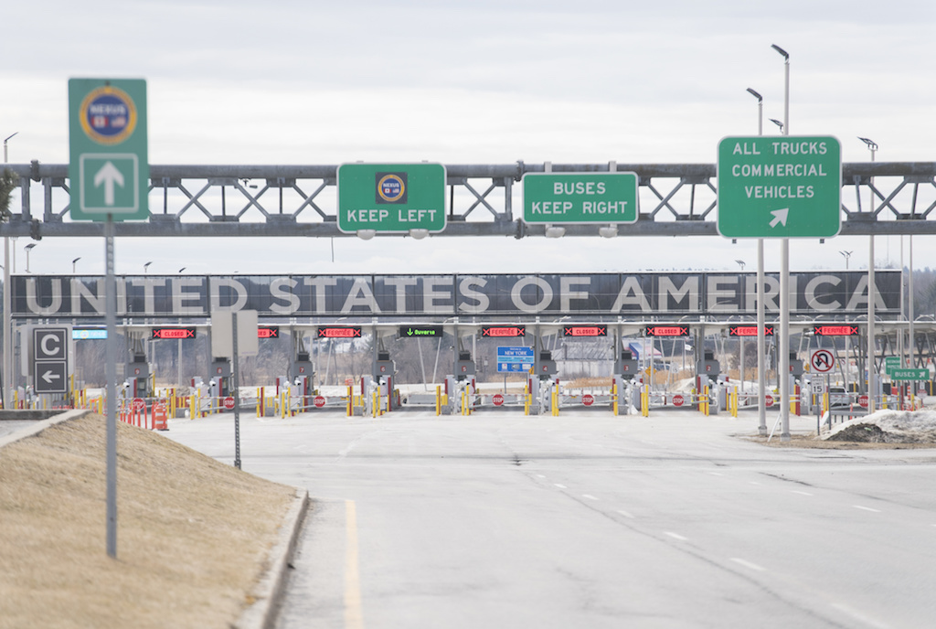 COVID-19: US Troop Deployment To America's Closed Borders Is Coming