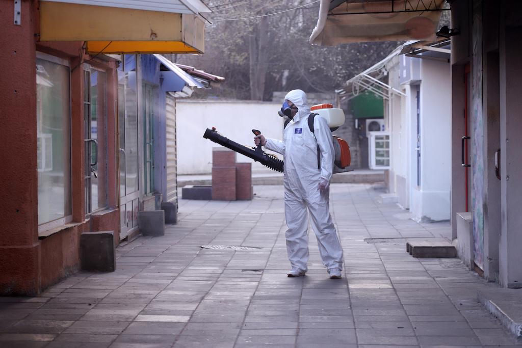 Podcast: Emergency Management Response to the Coronavirus Pandemic