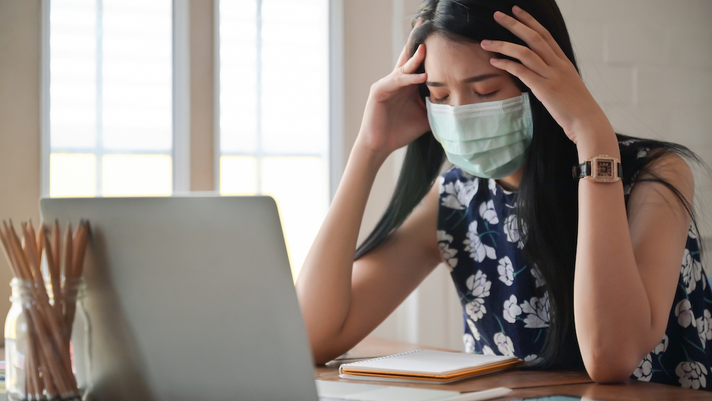 Organizational Culture and Employees' Mental Health During the Pandemic