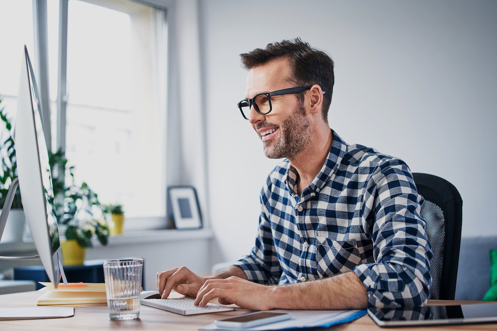 Working from Home: The Power of Positivity Can Be a Life-Changer