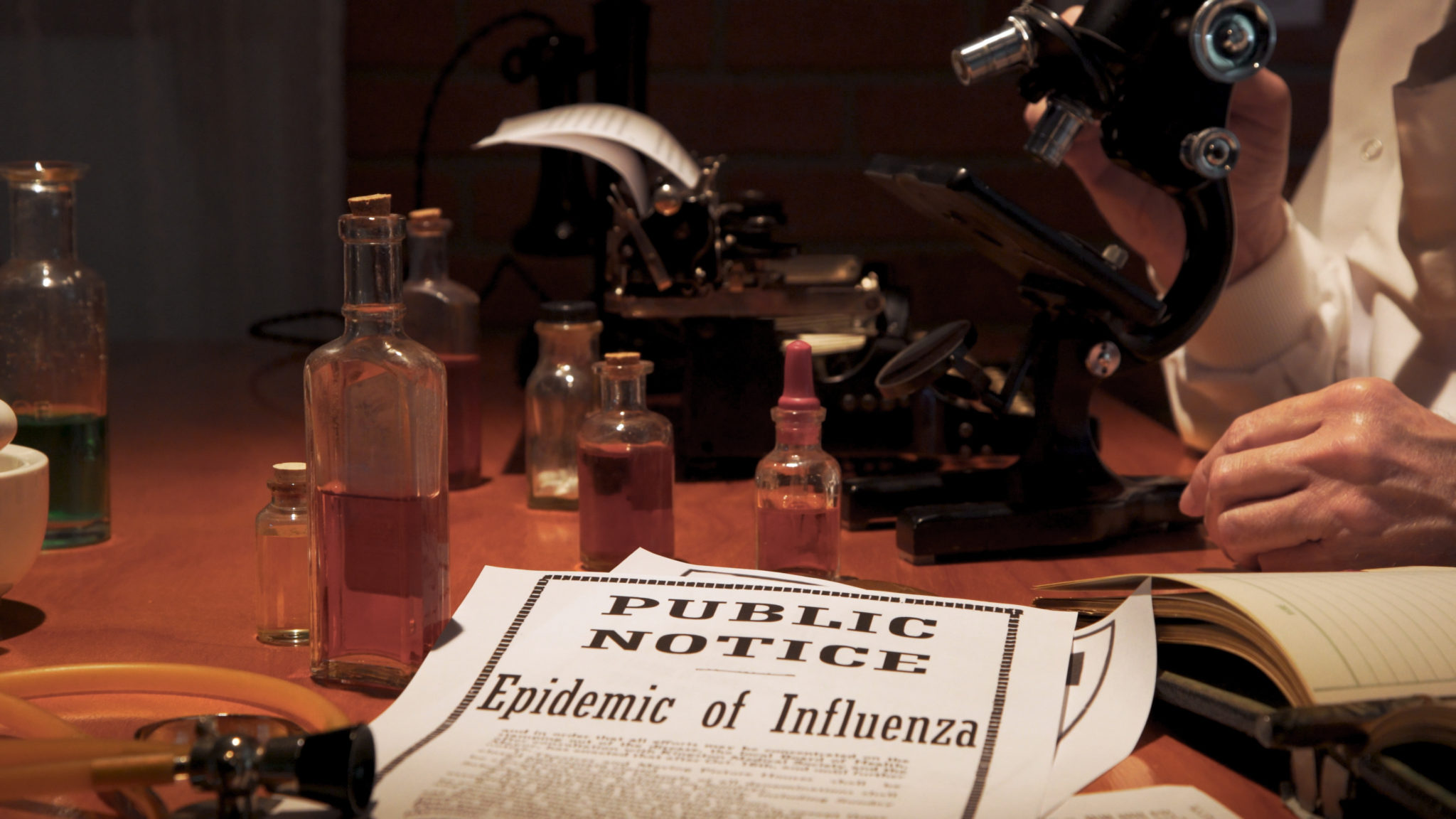 Lessons from the 1918 pandemic: A U.S. city's past may hold clues