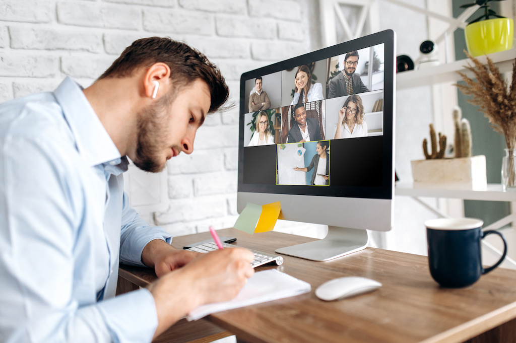 Four Tips to Create Successful Virtual Training Sessions