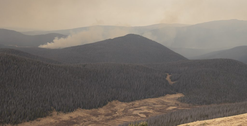 EDM Monday Briefing: Conditions Hamper Firefighters on Cameron Peak Fire