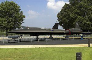 SR-71 plane