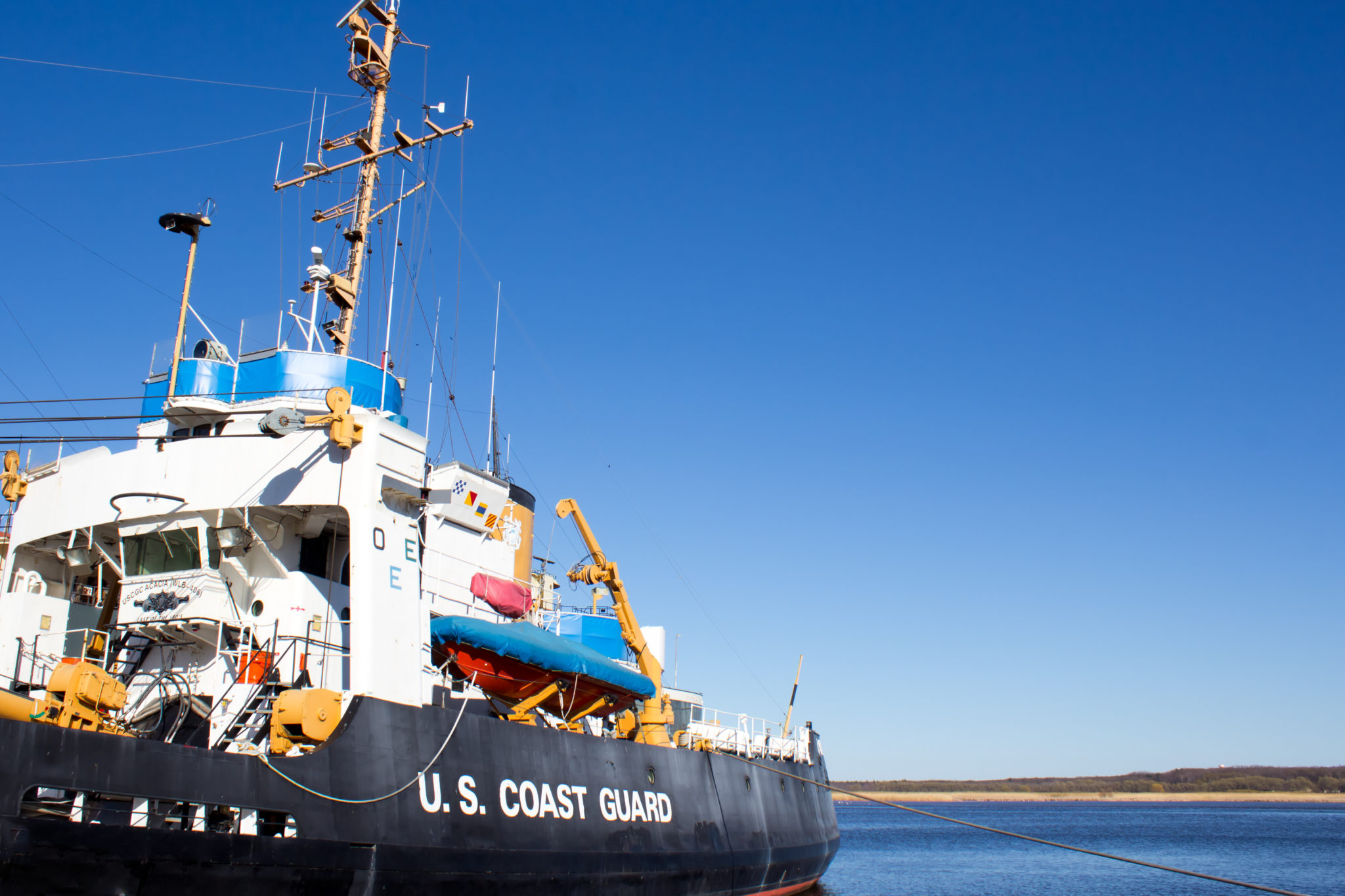 To Help Counter China, U.S. Turns to the Coast Guard