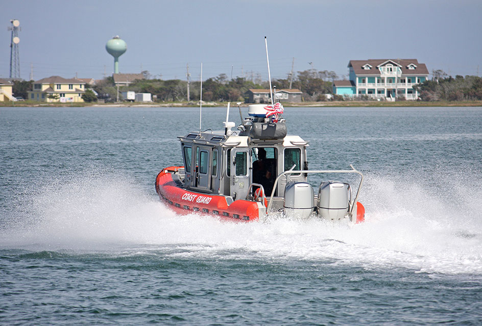 Coast Guard is 'Approaching a Tipping Point': Commandant Sounds Alarm About Aging Fleet
