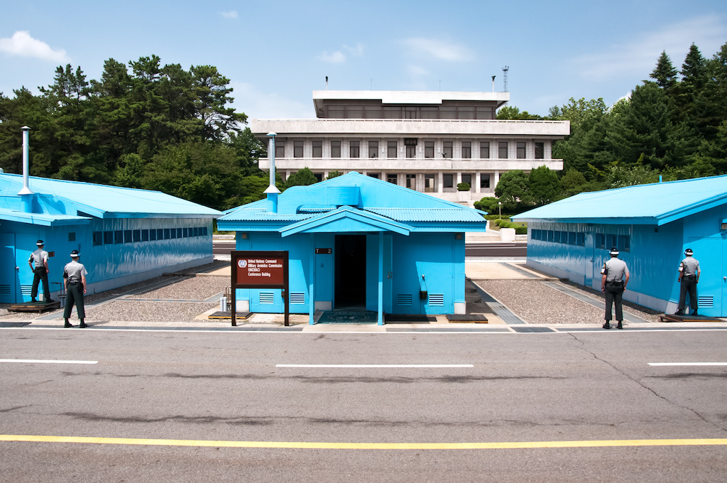 South Korea Protests Border Gunfire It Says North Started