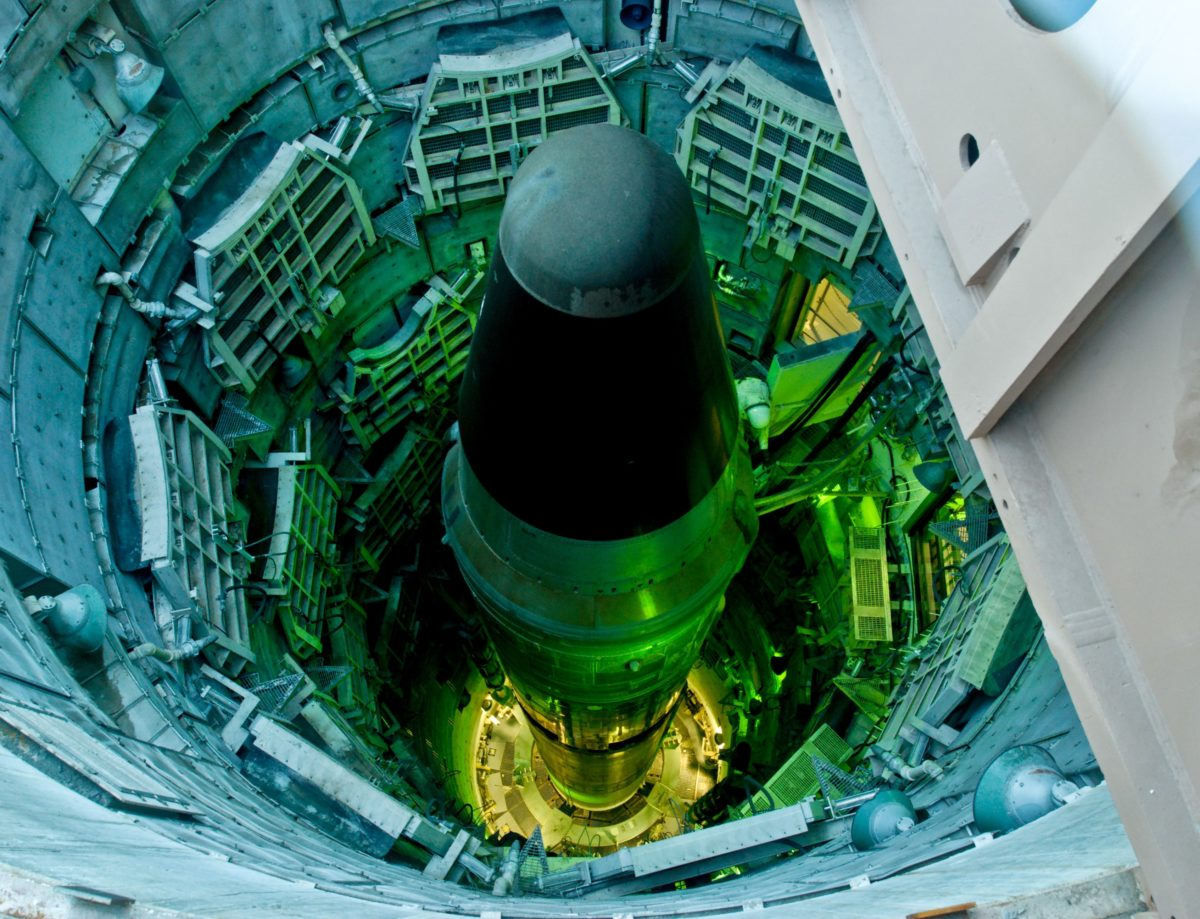 Is it Time for the US to Scrap our ICBM Arsenal?