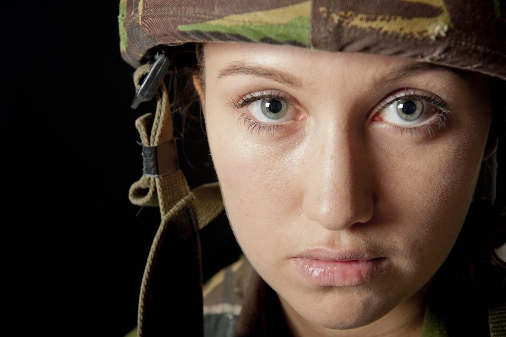 US Military Is Long Overdue for its '#Me Too' Movement