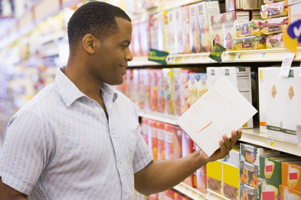 FDA's New Food Label A Positive Step for Public Health