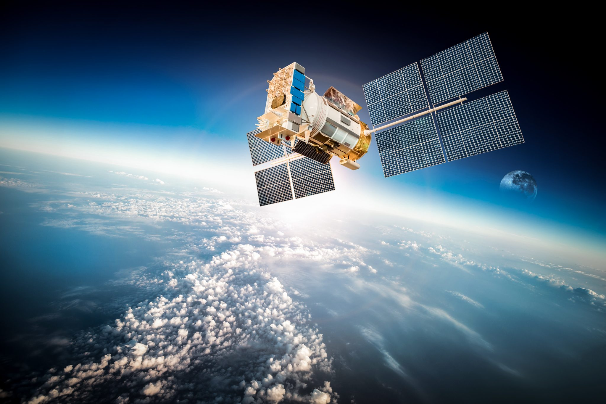 Competition in Space Leads to Technology Development