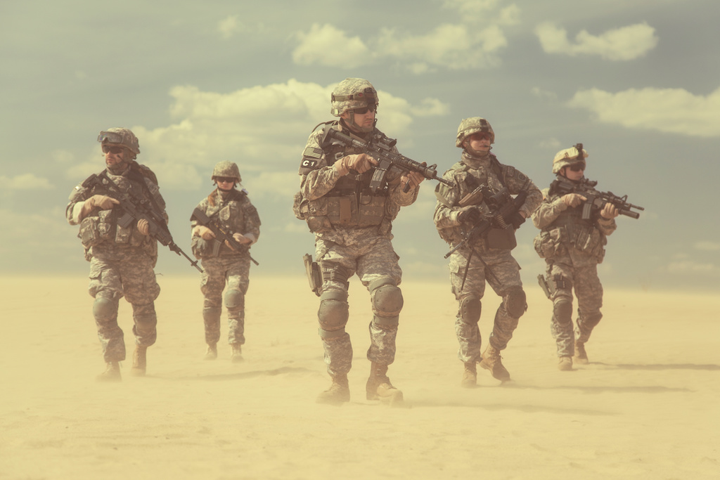 Why Military Exoskeletons Will Remain Science Fiction