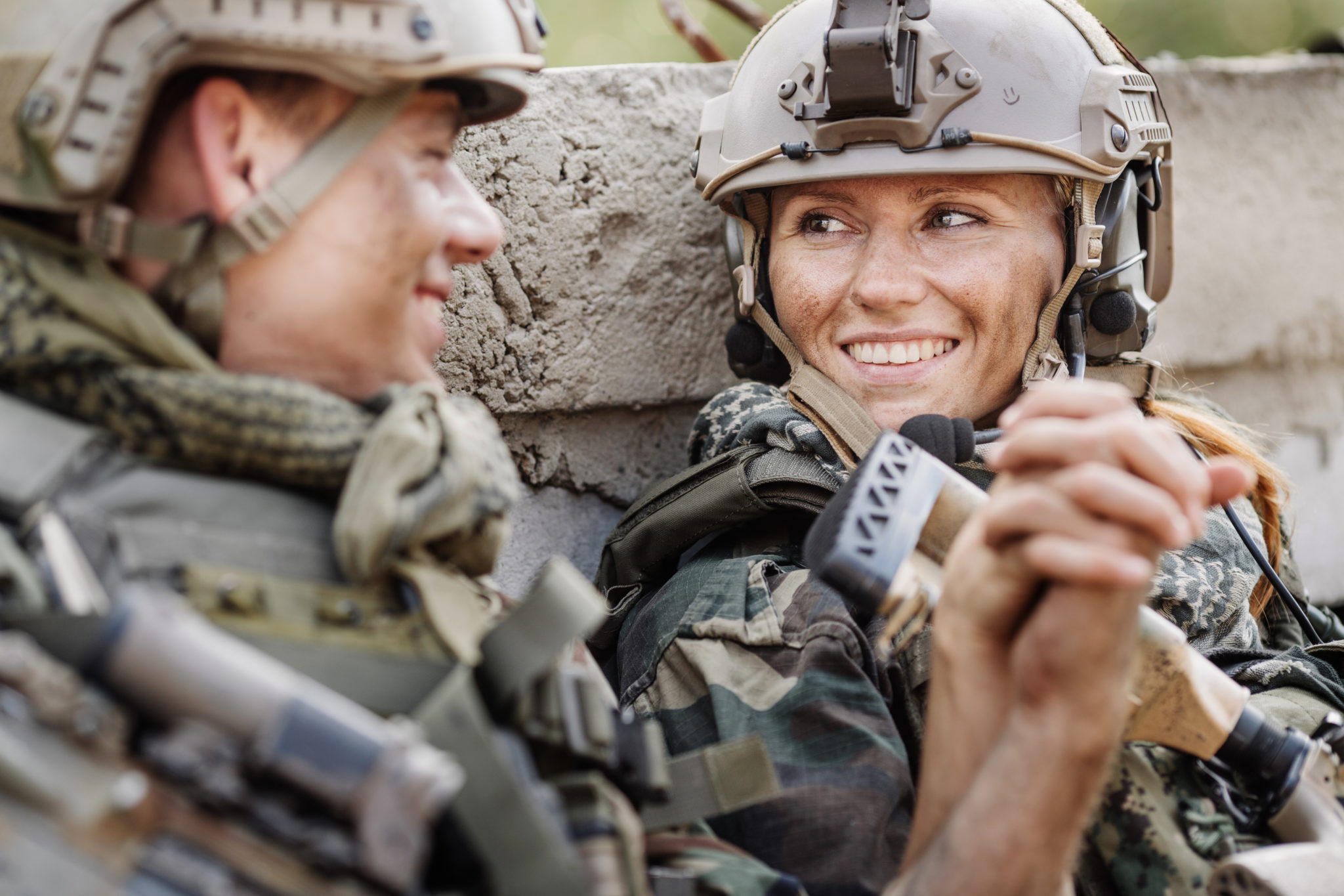 The STAGGERING Truth About Female Veteran Suicide