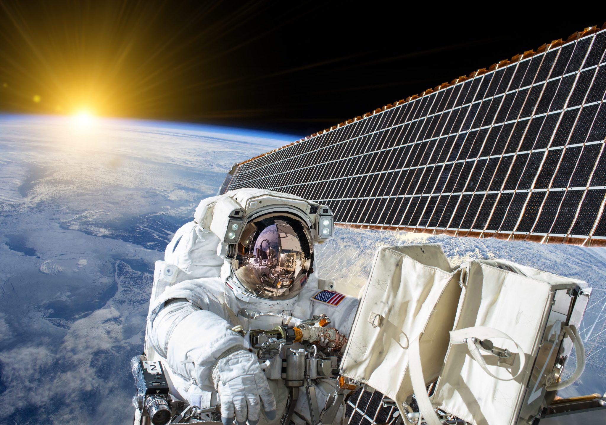 Two Americans to Make First All-Female NASA Spacewalk