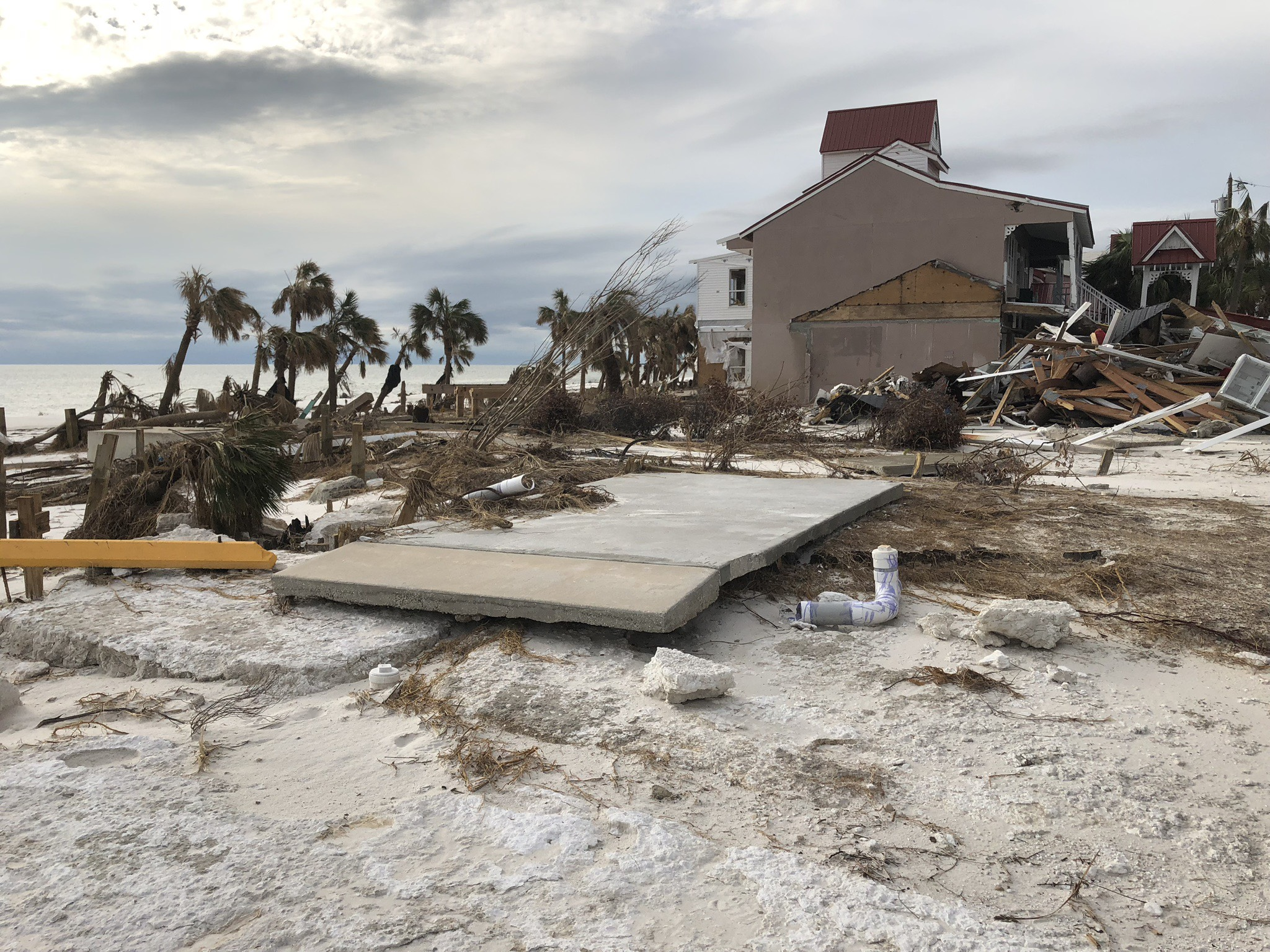 Eyewitness Report: Hurricane Michael Recovery Efforts
