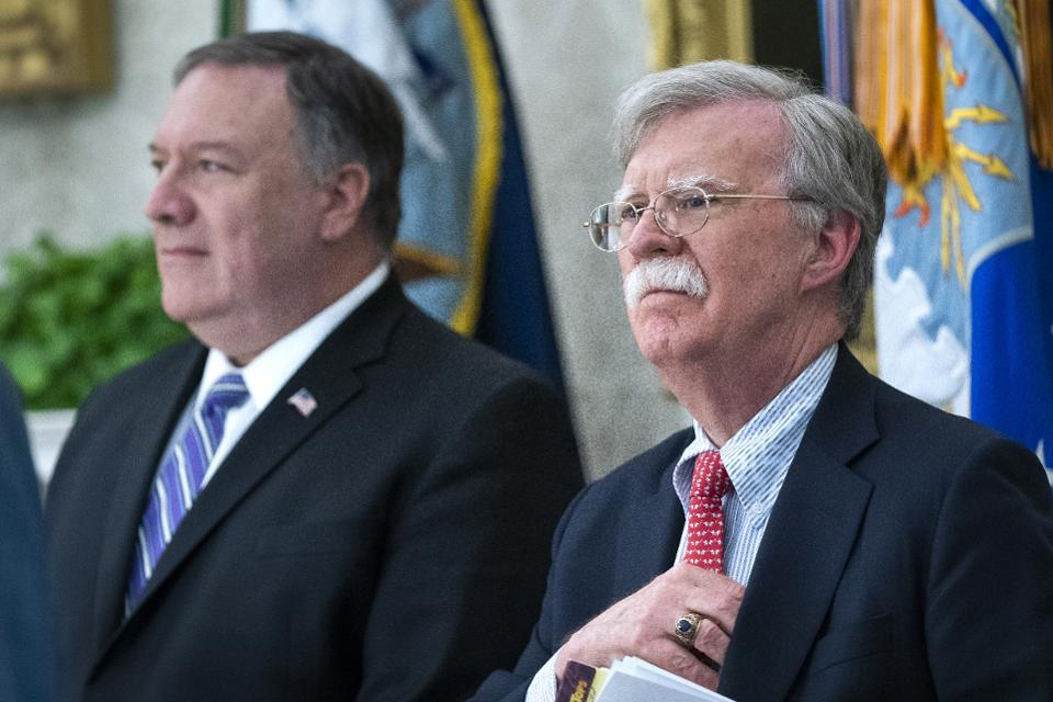 Why Trump and Bolton Were On a Collision Course