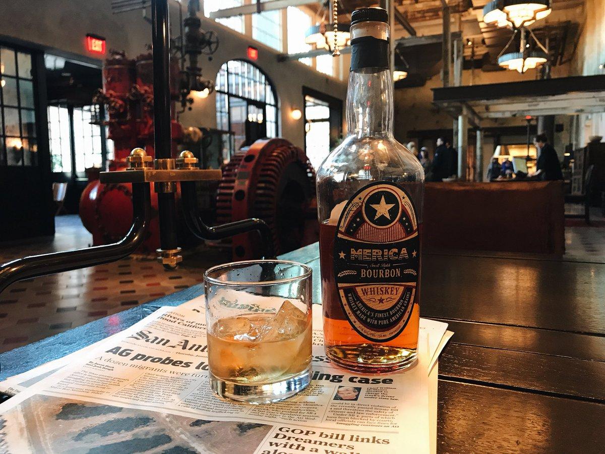 Entrepreneur Series: Derek Sisson of Merica Bourbon and the Drink that Built a Nation