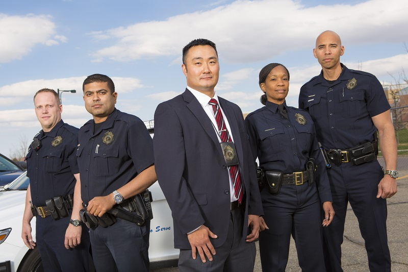 Diversity in Police Force Hiring Promotes Community Trust
