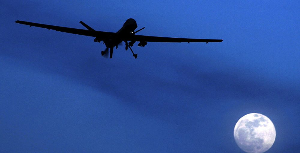 Will Drones Become A Weapon for Terror Attacks?