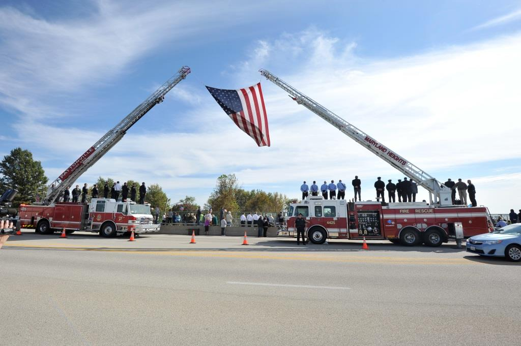 National EMS Memorial to Honor First Responders