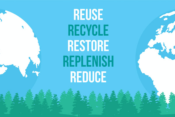 Every Day Is Earth Day: How To Reuse, Recycle, Reduce Waste