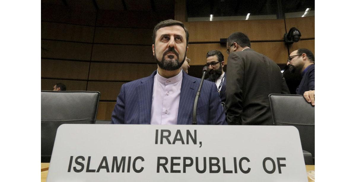 Germany, France, UK press Iran to provide atomic site access