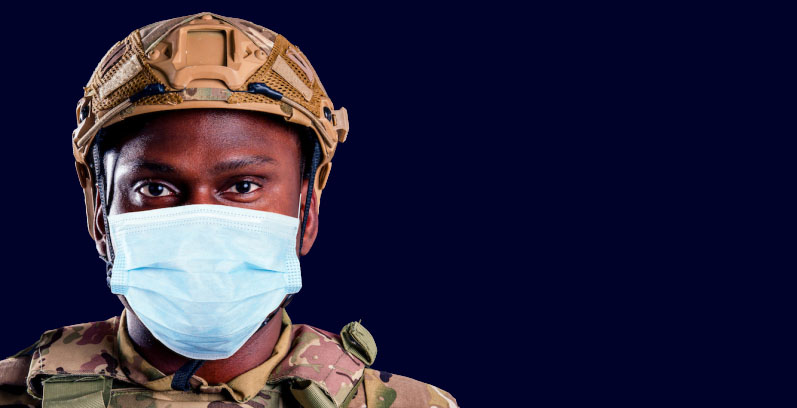 US Troops May Have Role in Mass COVID-19 Vaccination Effort