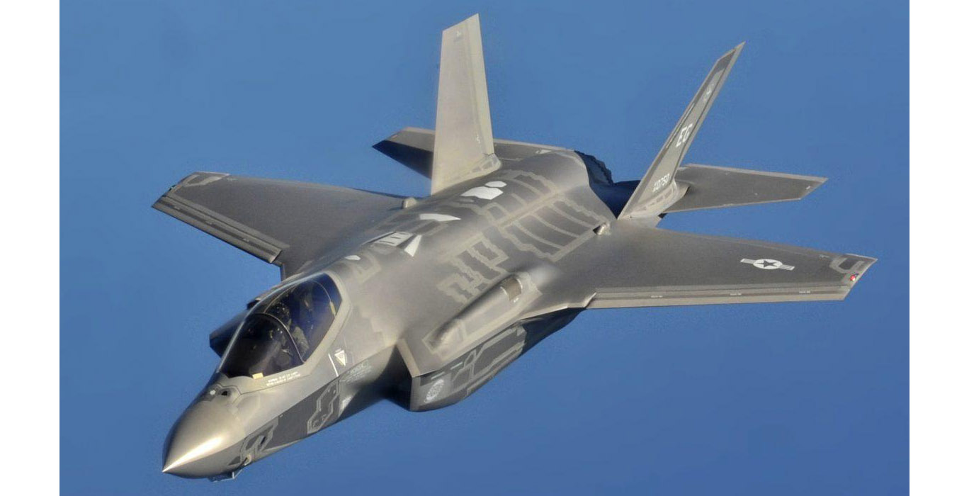 The F-35 Isn't Just 'Stealthy': Here's How Its Electronic Warfare System Gives It An Edge