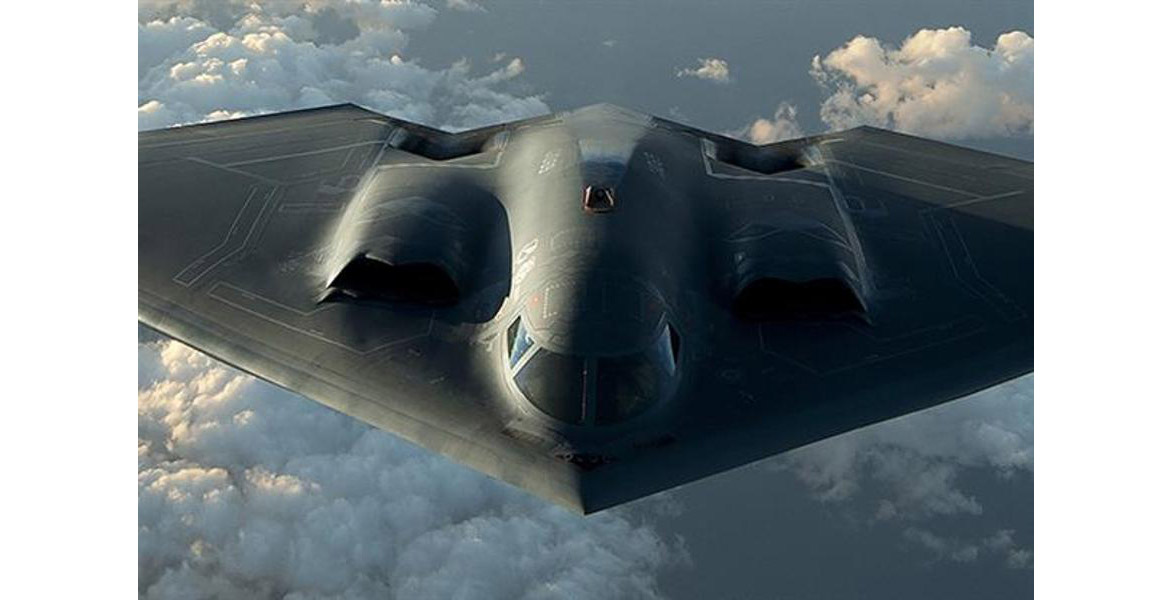 The Invisible Anniversary Of The B-2 Bomber