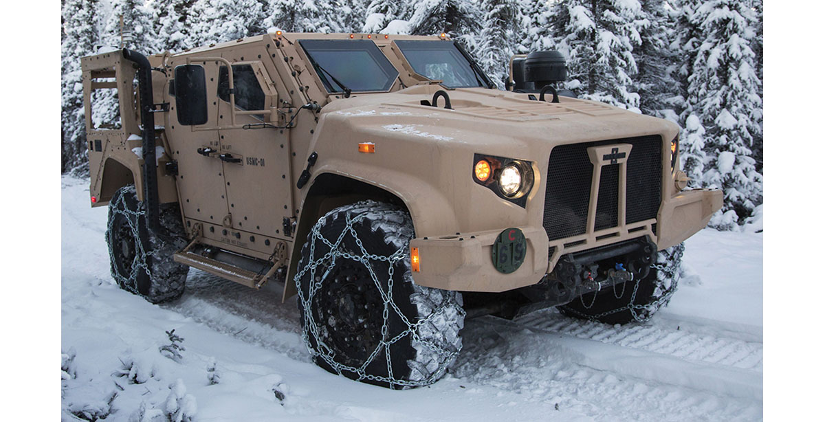 JLTVs: The Versatile Replacement Vehicles for Humvees
