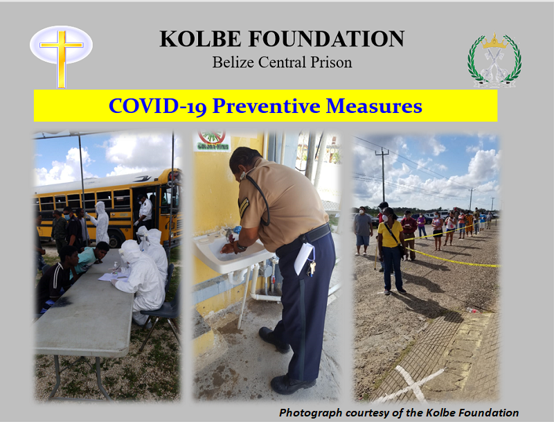 Belize Prison Is Dealing Successfully with the Coronavirus