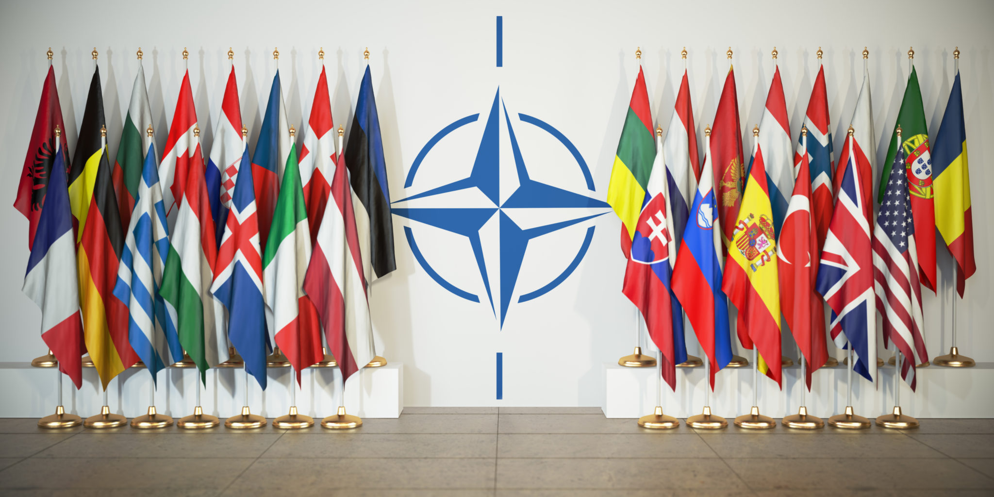 NATO Ministers Gather to Celebrate Pact's 70th Anniversary