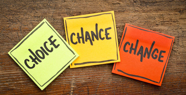 Fulfilling Your 2018 Goals: Are You Living by Chance or Choice?