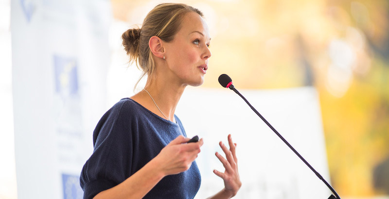 Three Ways to Engage Audiences in Conference Presentations