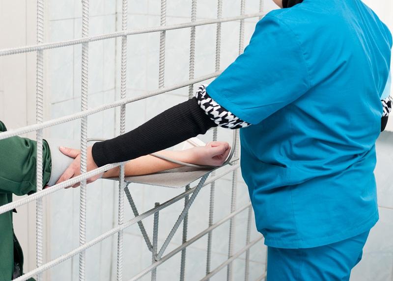 Podcast: Prison Responses to COVID-19