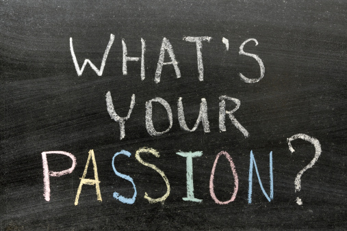 Your Passion and Earning a College Degree