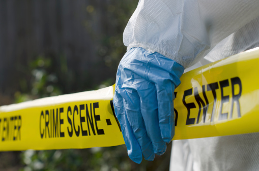 Careers in Forensics: Investigating Death
