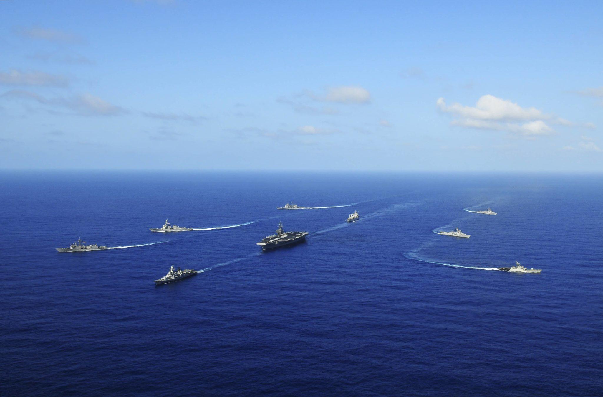 New Navy Ships Plan Finally Ready; On Esper's Desk Next Week