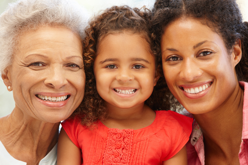 Honoring Mothers and Daughters: Thoughts after National Women's Health Week