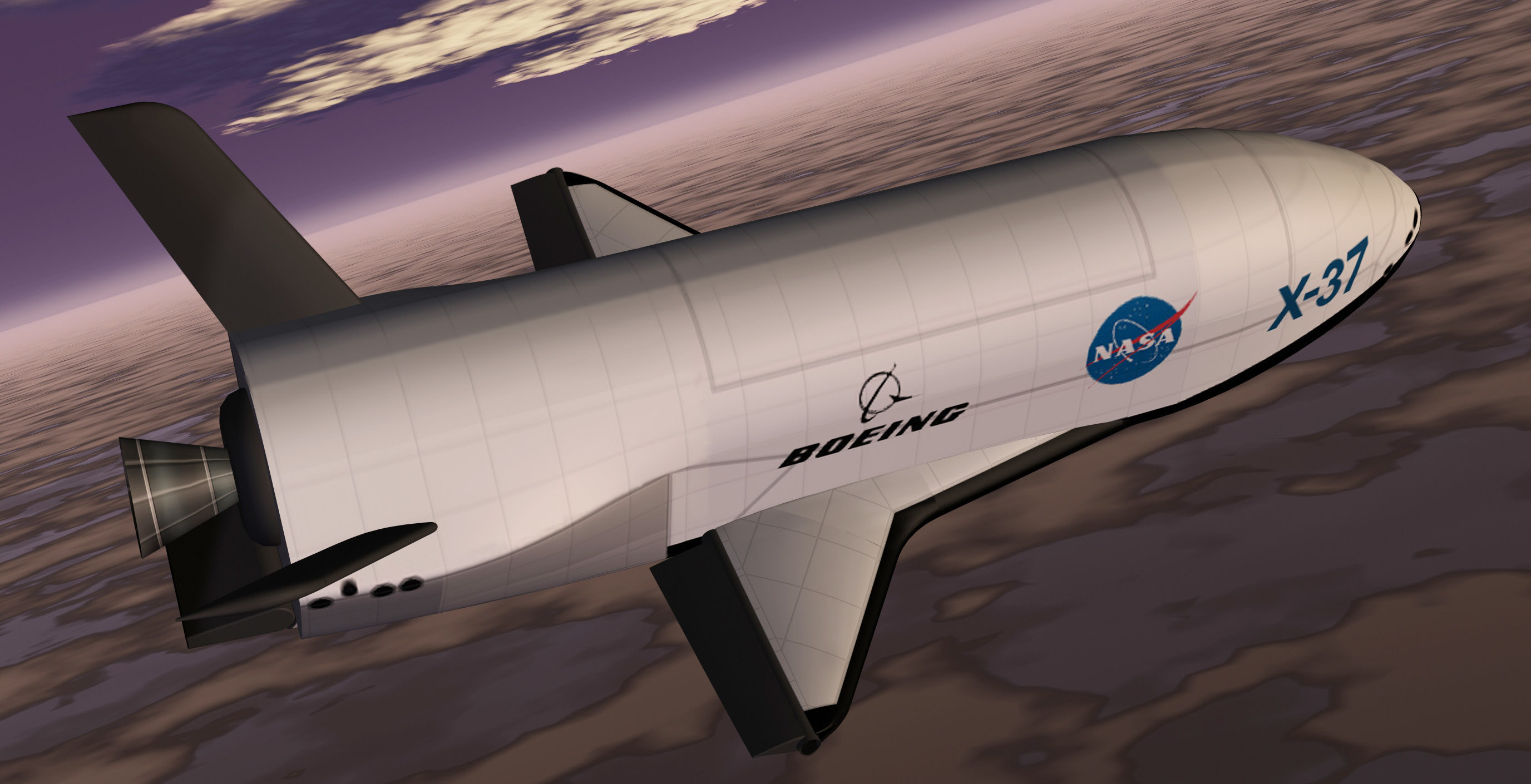 Inside the US Air Force's Top-Secret X-37B Space Plane