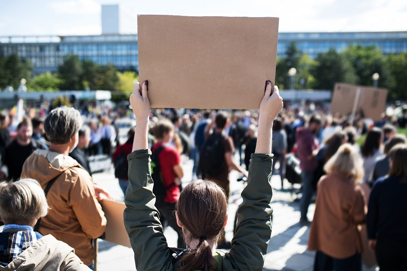 The Four Levels of Activist Involvement in Protest Movements