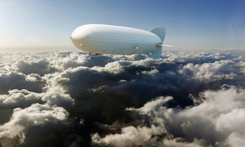 Airships Are Going to Redefine the Logistics Industry